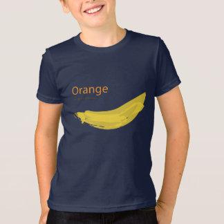 Orange Sie froh sagte ich nicht Banane! Der T - T-Shirt