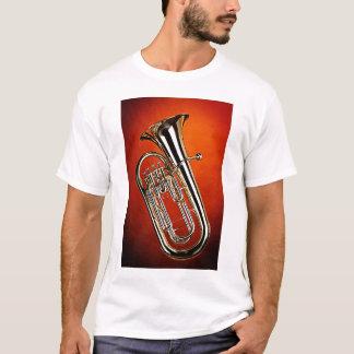 Orange Spotlght Tuba-Shirt T-Shirt