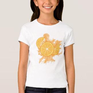 Orange Spritzen! T-Shirts