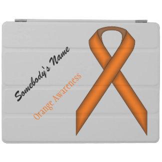 Orange Standardband durch Kenneth Yoncich iPad Smart Cover
