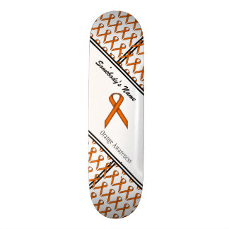 Orange Standardband Individuelle Decks