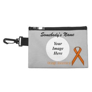 Orange Standardband Kulturtasche