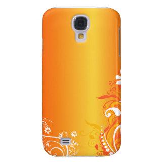 Orange Strudel iphone Kasten Galaxy S4 Hülle