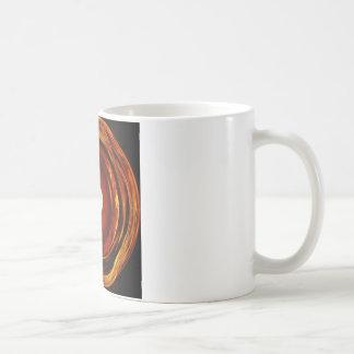 Orange Strudel Kaffeetasse