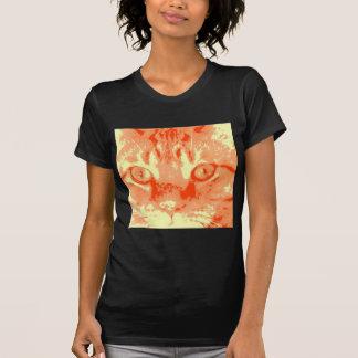 Orange Tabby-Katze T-Shirt