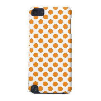 Orange Tupfen iPod Touch 5G Hülle