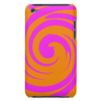 Orange und Rosastrudel Case-Mate iPod Touch Hülle