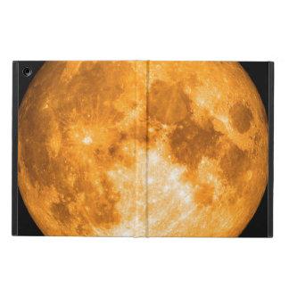 orange Vollmond