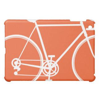 Orange Zyklus iPad Mini Hülle