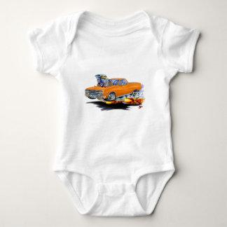 Orangen-LKW 1964-65 EL Camino Baby Strampler