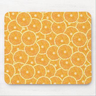Orangen Mousepad