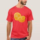Orangen (rot) T-Shirt