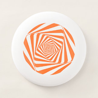 Orangen-Spirale Wham-O Frisbee
