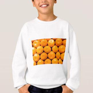Orangen Sweatshirt