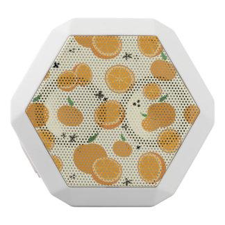Orangen Weiße Bluetooth Lautsprecher