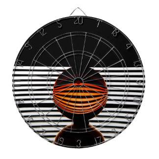 Orbital Dartscheibe