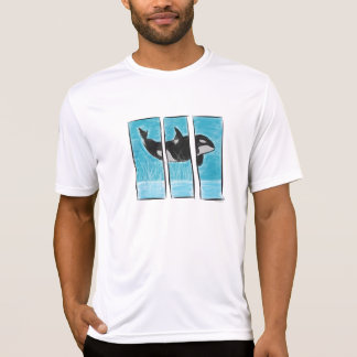 Orca-Wal-Shirt T-Shirt