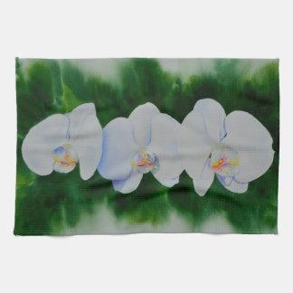 Orchidee 3 geschirrtuch