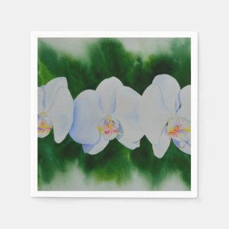 Orchidee 3 papierserviette