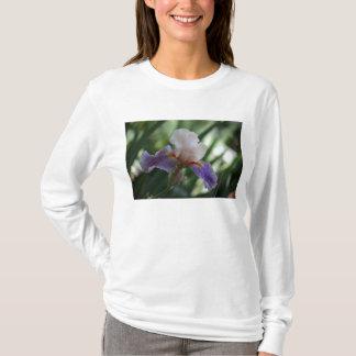 Orchidee mögen Iris-langes Hülsen-Shirt T-Shirt