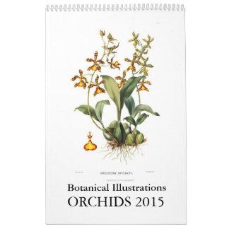 Orchideen 2015 abreißkalender