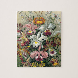 Orchideen Foto Puzzles