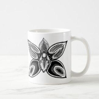 Orchideen Kaffeetasse