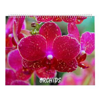 Orchideen Kalender