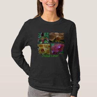 Orchideen-Liebhaber T-Shirt
