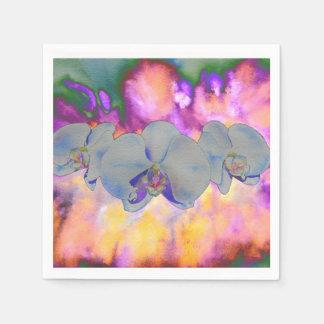 Orchideen-Quelle Serviette