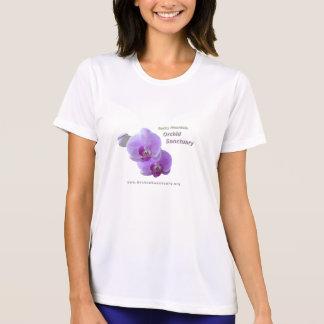 Orchideen-Schongebiet-Leistung T T-Shirt