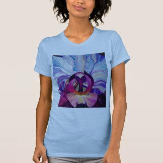 Orchideen-Trägershirt T-Shirt