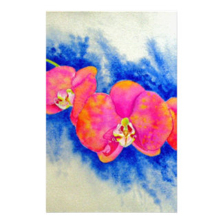 Orchideen-Träume Briefpapier