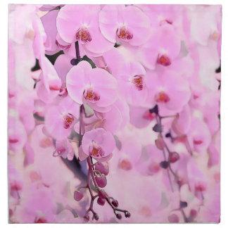 Orchideentraum Serviette