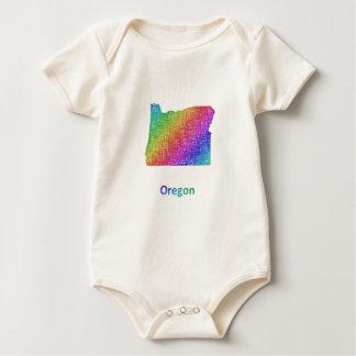 Oregon Baby Strampler