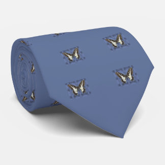 Oregon-Frack-Schmetterling Individuelle Krawatte
