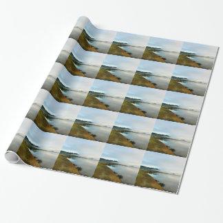 Oregon führt seine Schönheit vor Einpackpapier