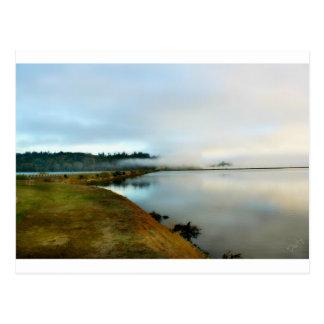 Oregon führt seine Schönheit vor Postkarten