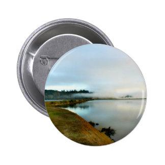 Oregon führt seine Schönheit vor Runder Button 5,1 Cm