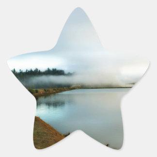 Oregon führt seine Schönheit vor Stern-Aufkleber