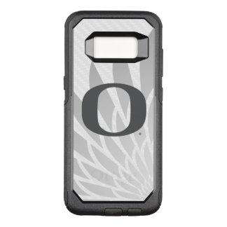 Oregon   graues Jersey OtterBox Commuter Samsung Galaxy S8 Hülle