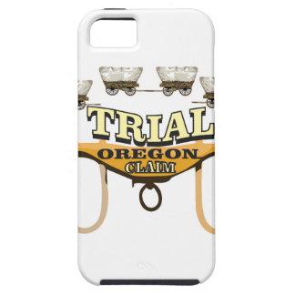 Oregon-Hinterprobekunst ja iPhone 5 Schutzhülle