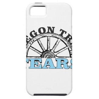 Oregon-Hinterrisse Etui Fürs iPhone 5