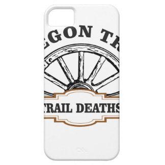 Oregon-Hintertodesfälle iPhone 5 Etui