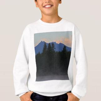 Oregon-Kaskaden an der Dämmerung Sweatshirt