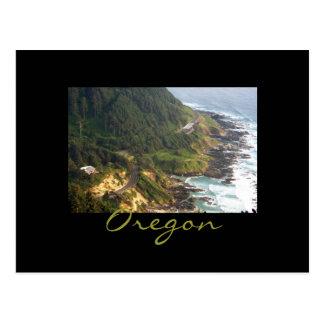 Oregon-Küste Postkarten