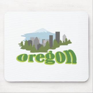 Oregon Mauspad