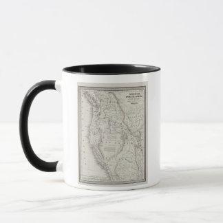 Oregon, oberes Kalifornien und New Mexiko 2 Tasse