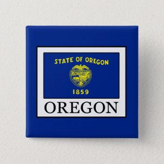 Oregon Quadratischer Button 5,1 Cm