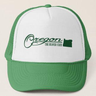 Oregon (Staat von meinen) Truckerkappe